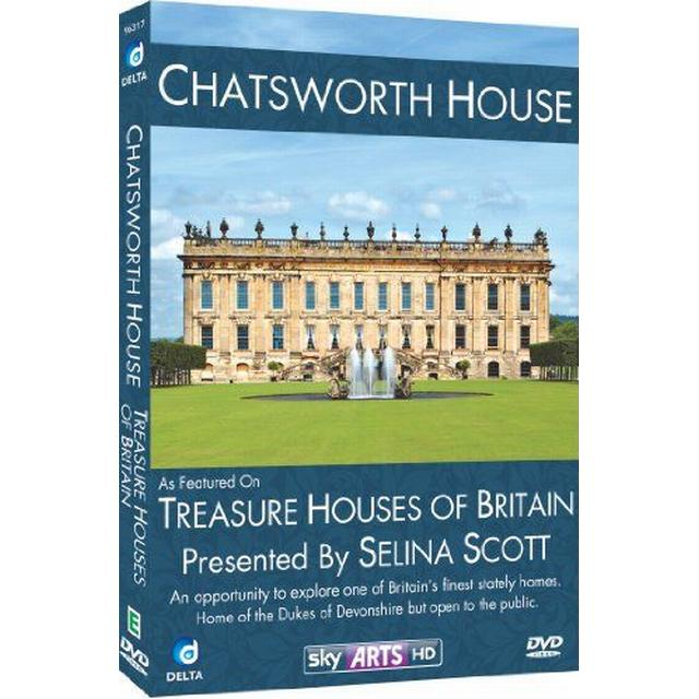 Treasure Houses Of Britain Chatsworth [DVD] [NTSC]